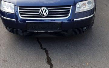 Volkswagen Passat (via Hermann)